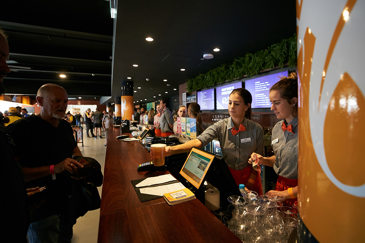 Bankwest Club